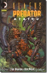 Aliens vs Predator - Eterno 2