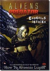 Aliens vs Predator - Especies Letales