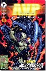 Aliens vs Predator Annual 01