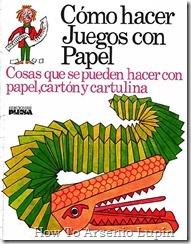 P00008 - Como hacer - Juegos con papel