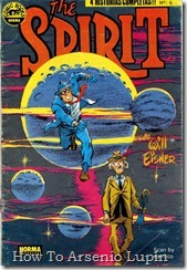 P00008 - The Spirit #8