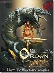 P00003 - La orden de los Caballeros del Dragon #3