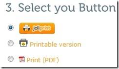 tuto bouton PDF imprimer
