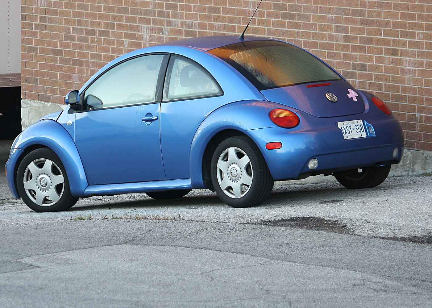 Punch Buggy Car >> Eye Candy Blue Monday Punch Buggy