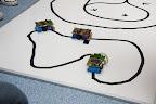 Line-following robots