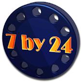 7by24