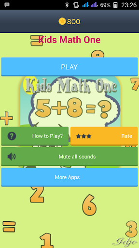 Kids Math One