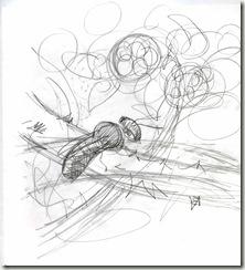 ceratina sketch 2