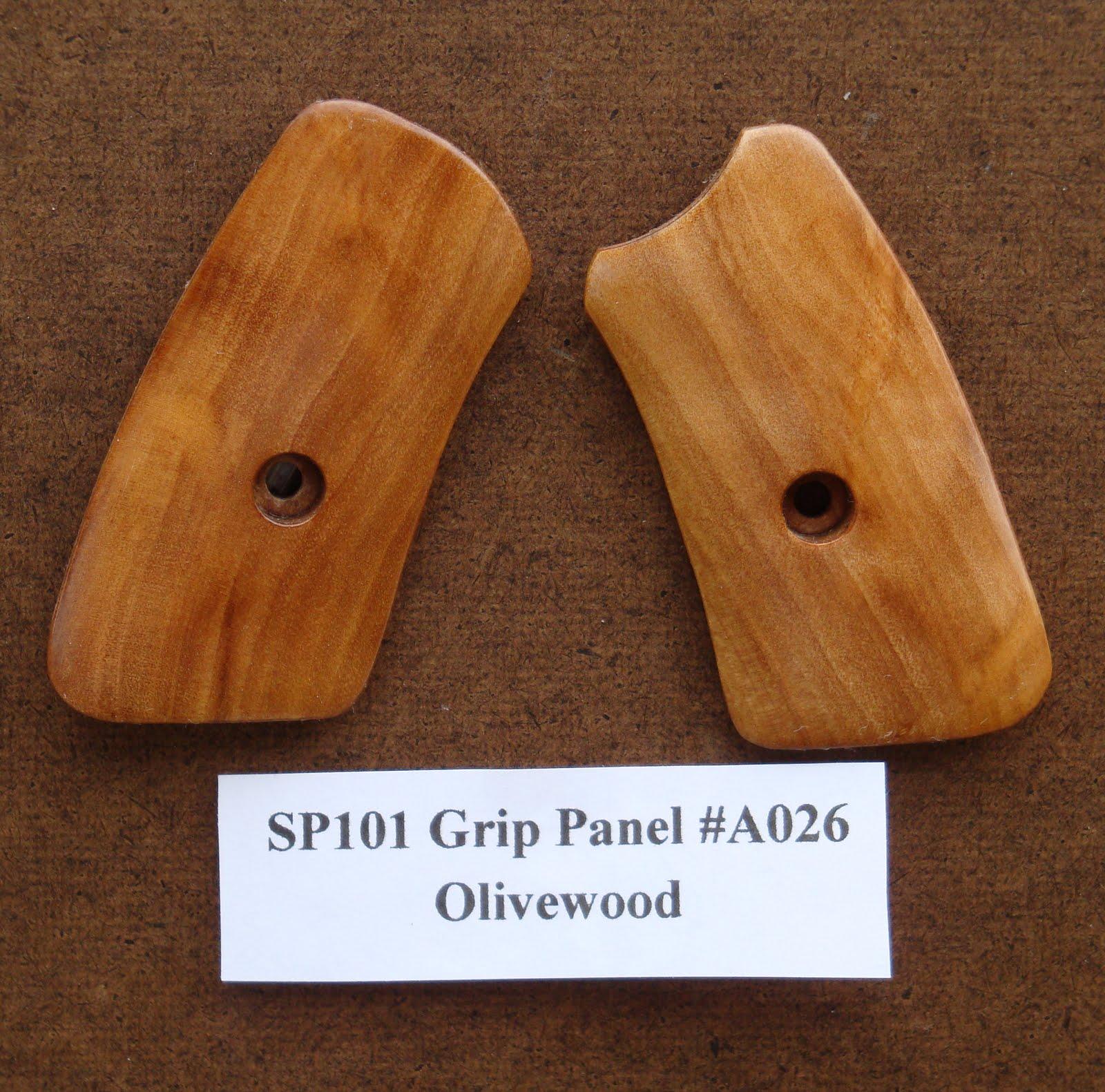 Gp100 Roper Grips