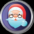 Los niños Papá Noel juego icon