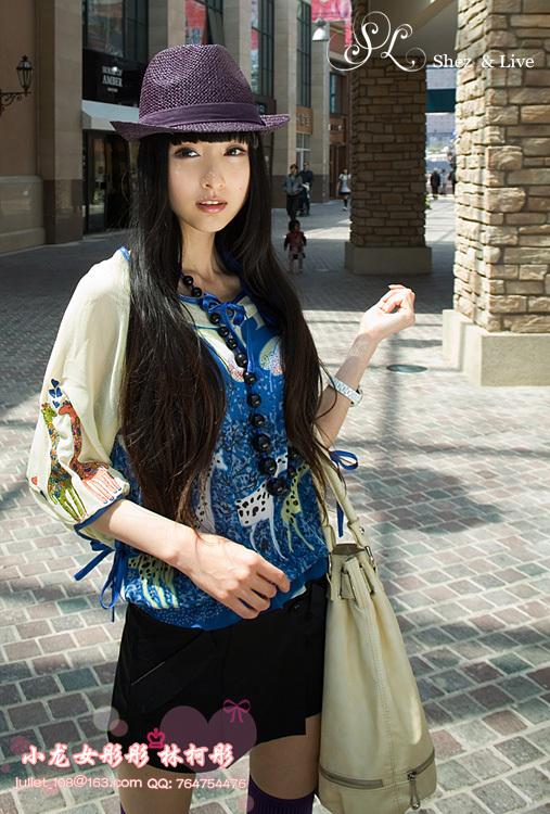 Lin Ke Tong 2 - MOKO Model Girl | Asian Gallery