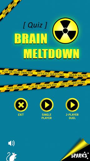 Brain Meltdown Quiz