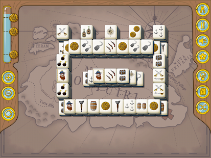 Pirate Mahjong HD- screenshot thumbnail