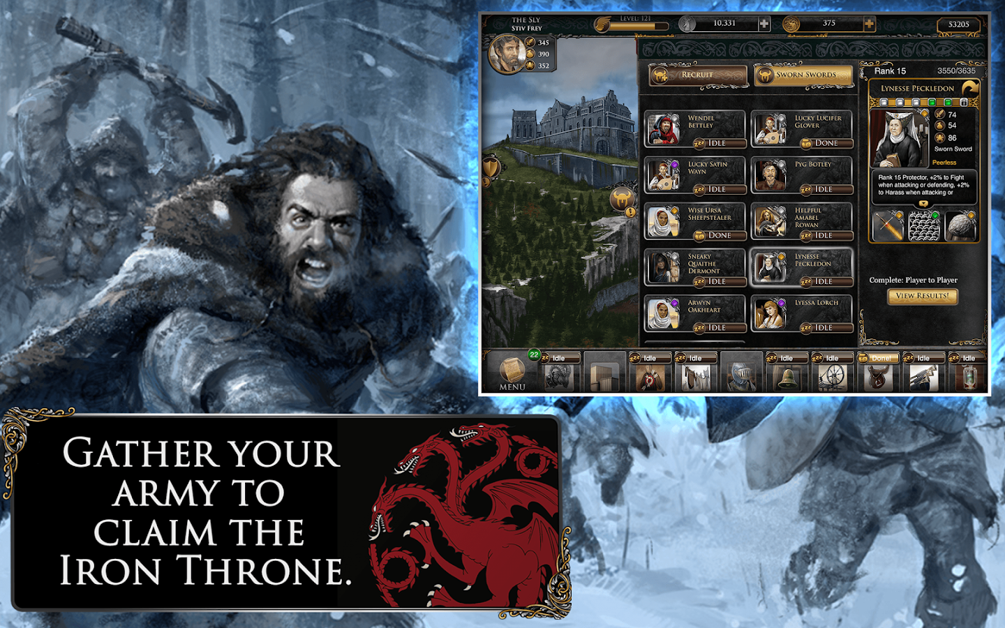 Game of Thrones Ascent - screenshot