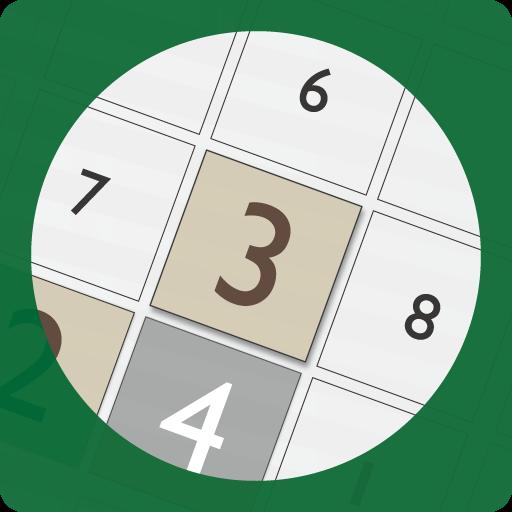 Sudoku Green! 棋類遊戲 App LOGO-硬是要APP