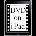 eBooks : DVD on iPad logo