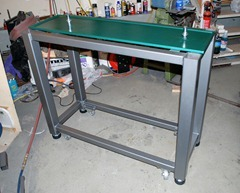 Silverback Garage Lathe Stand Part 3 The Actual Structure