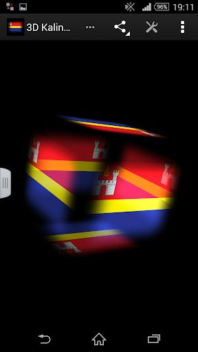 3D Kaliningrad Oblast LWP