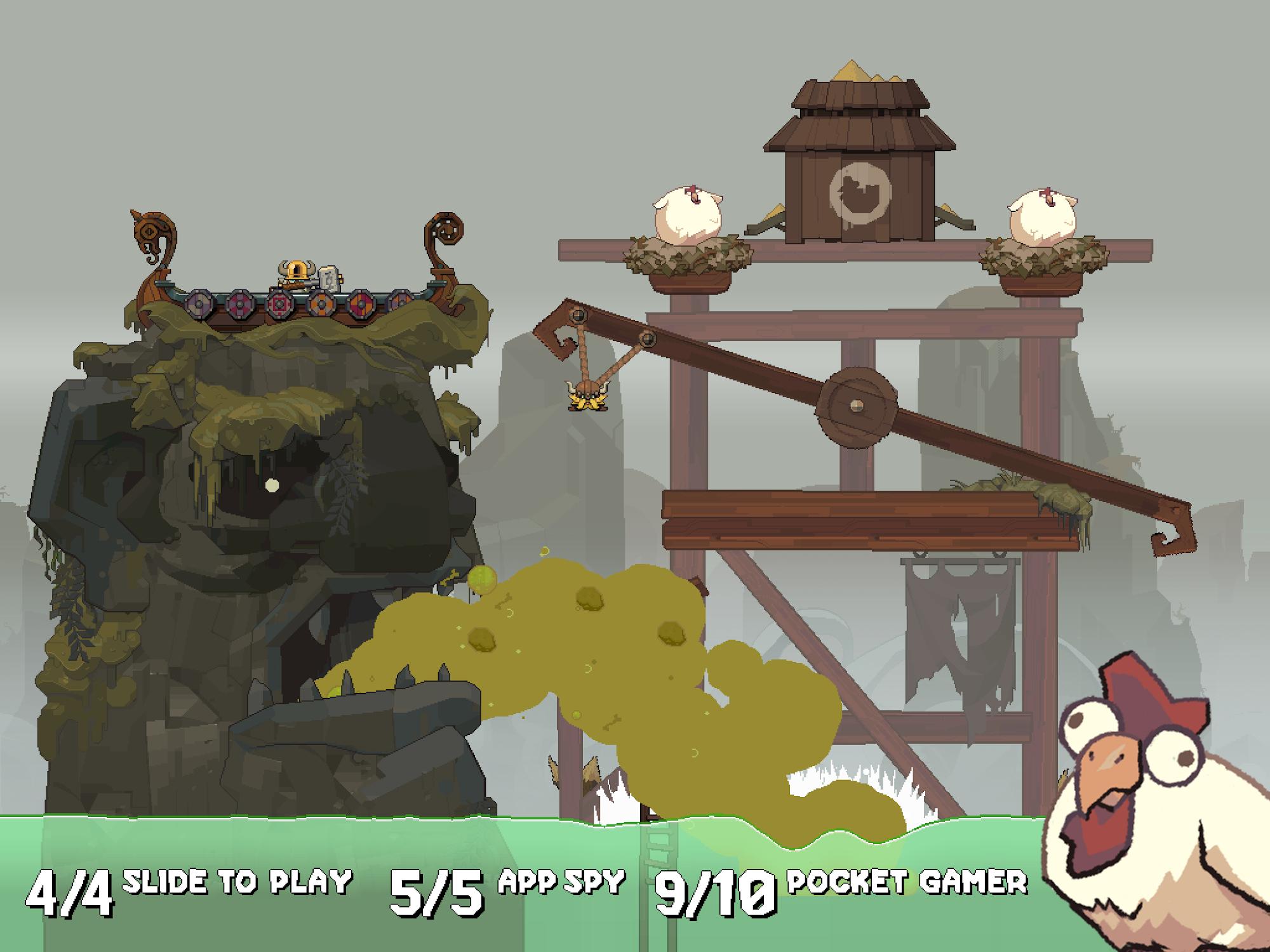 Icebreaker: A Viking Voyage screenshot #15