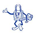 The Locksmith Express logo