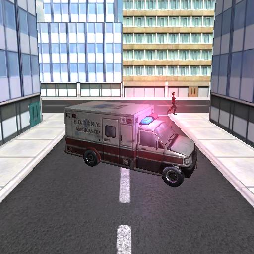模擬App|救急車の救急シミュレーター LOGO-3C達人阿輝的APP