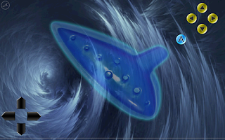 Screenshot of Ocarina