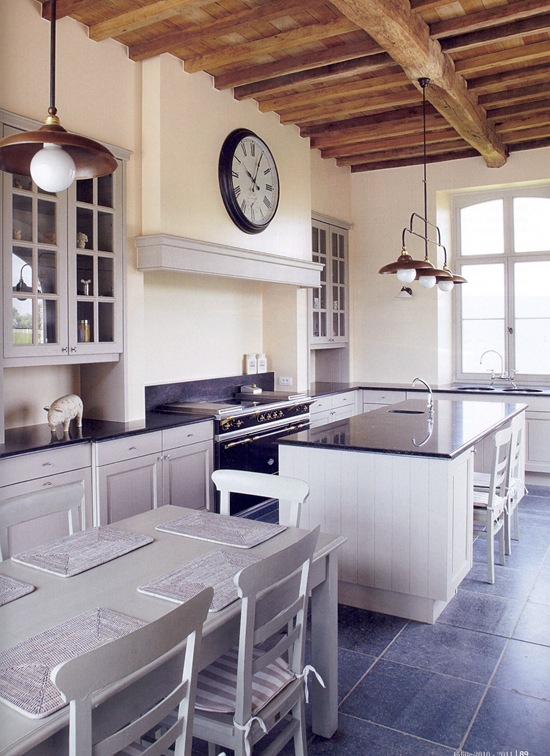What I like about these Belgian kitchens - Belgian Pearls