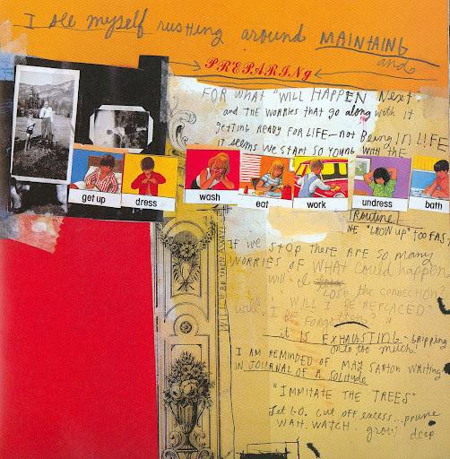 Artists Sketchbooks: Sabrina Ward Harrison | Chez Sargent Sabrina Ward Harrison Sketchbook