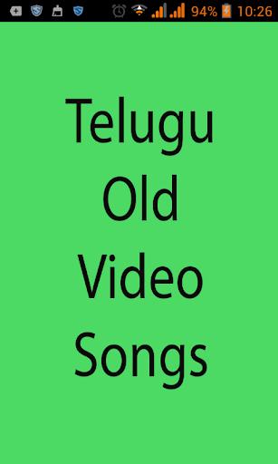 Best Telugu Old Video Songs
