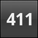 Droid 411 logo
