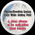 Plasma Donation Book icon
