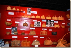 Basket Making Display