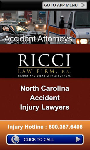 Accident App by The Ricci Law