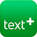 textPlus Int'l Free Messaging icon