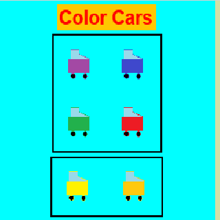 ColorCar- screenshot