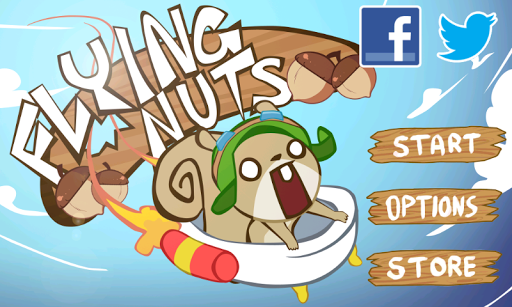 Flying Nuts