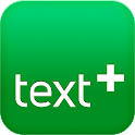 textPlus Int'l Free Messaging logo