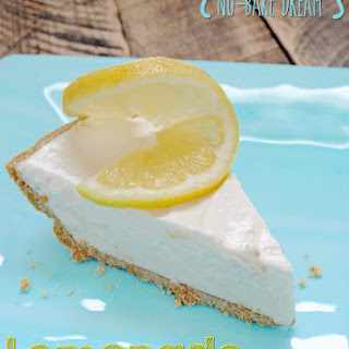 Lemonade Ice Box Pie