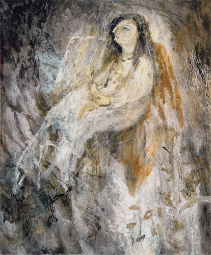 Wood Spirit Lady