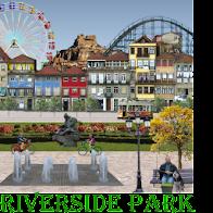 River Park PRO Live Wallpaper