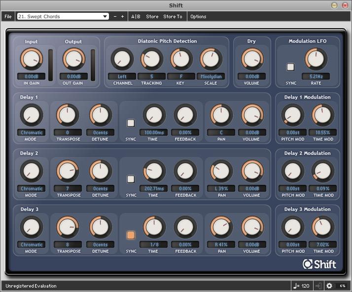 Shift: Diatonic Granular Pitch Shifter & Delay - KVR Audio