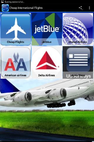 Cheap International Flights