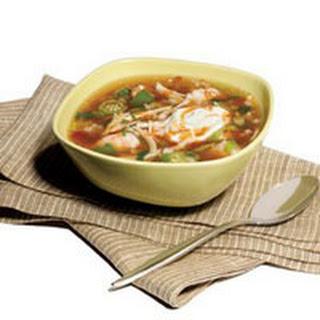 Bayou Turkey-Barley Chowder.