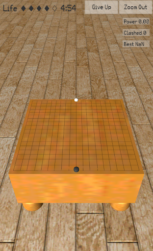 碁ハジキ 囲碁✕おはじきのクラッシュ パズル