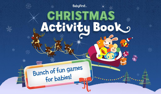 Christmas Activity Book 3.0.0 screenshots 11