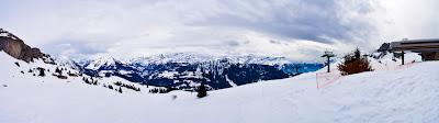 Leysin station de ski alpes Vaudoise