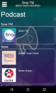 SINAR - screenshot thumbnail