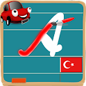 Kids Letters Handwriting Trace icon