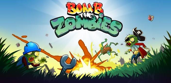 Bomb The Zombies apk