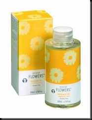 Mineral Flowers Camomile Body _ Massage Oil